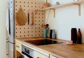 kitchen cabinet drawer peg organizer 13 favorites pegboard storage organizers the organized home