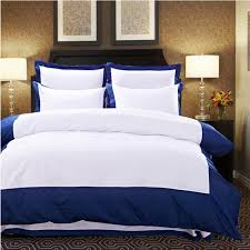 Blue And White Comforters Bed Linen Outstanding Blue And White Bedding Sets Royal Blue
