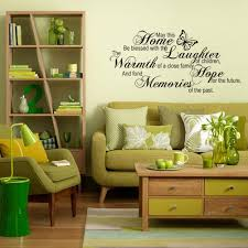 Bedroom Wall Stickers Sayings Home Decoration Wall Sticker Vinyl Wall Decal Quote May This Home