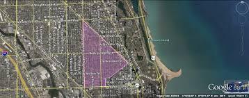 Aerial Map Of Chicago by Aerial Map Of Lca U0027s Boundaries U2013