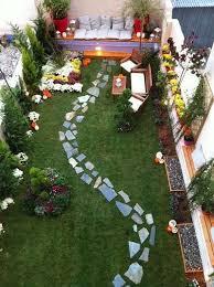 Small Narrow Backyard Ideas Aménagement Petit Jardin De Ville 11 Idées Via Pinterest