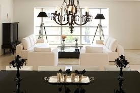 Lacquer Dining Room Sets Decorating With Lacquered Furniture