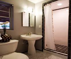 small bathroom window curtain ideas bathroom e2 80 93 home decorating decorating small bathroom
