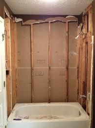 Tiled Bathroom Shower Retiling A Shower Planitdiy