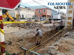 falmouth streetscape construction blamed for slow christmas sales
