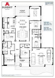 garage under house floor plans crtable