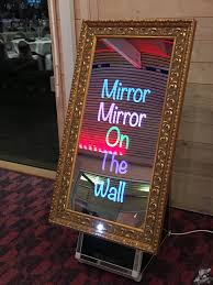 rent a photo booth selfie mirror me photo booth rental interactive photo booth