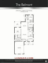 belmont floor plan in independence winter garden fl