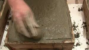 Cobblestone Molds For Sale by How To Make Concrete Garden Pavers Youtube