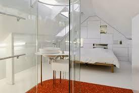 desain kamar mandi transparan desain kamar tidur minimalis dengan kamar mandi transparan di