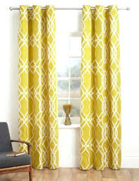 Bright Colored Curtains Bright Patterned Curtains Striped Curtain Panels Beautiful Yellow