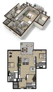 249 best 1 bedroom apartment floor plan images on pinterest
