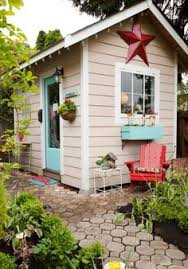 Garden Studio Crafts - could be adapted for city living by using a defunct carriage house
