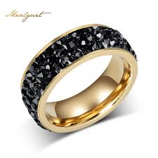 wholesale gold rings images Meaeguet fashion women crystal rings wholesale gold color jpg