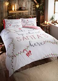 Slumberdown All Seasons Duvet King Size Christmas Bedding Sets Cushions U0026 Throws For Adults U2013 Matalan