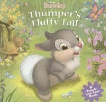disney bunnies thumpers fluffy tail laura driscoll hardcover