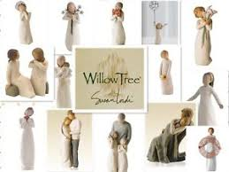 willow tree figurines and new and