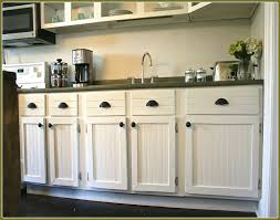 antique white beadboard kitchen cabinets home design ideas