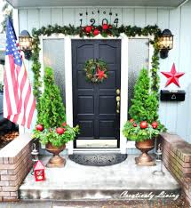 Easter Decorating Ideas For Doors by Front Doors 31 Decorate Front Door Front Door Decorations Casual