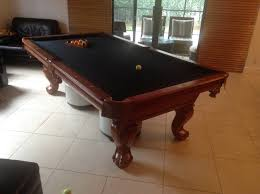 Imperial Pool Table by Pool Table Imperial International Like New U Sell Your Own