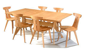 stockholm natural finish dining table natural finish dining table kerch me