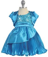 fancy frilly infant and toddler dresses