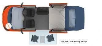 Van Awning Nz Beta Campervan Fuel Efficient Campervan By Spaceships