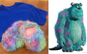 Monsters Inc Costumes 8 Last Minute Kids Halloween Costumes Our Blog Goodwill Of