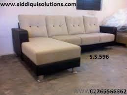 L Shape Wery Lowest Price Sofa Set Brand New Brand Home Office - Lowest price sofas