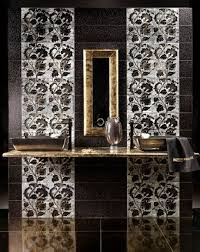 mosaic tile designs 40 blue glass mosaic bathroom tiles tile ideas and pictures