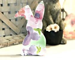 Easter Decorations Malta by Wood Easter Bunny Easter Bunny Easter Decorations Spring