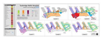 tunbridge wells hospital map by maidstone and tunbridge wells nhs