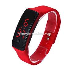 bracelet digital watches images 2016 new fashion square dial led bracelet digital watches for jpg