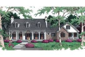 2400 Square Foot House Plans Eplans Colonial House Plan Beautiful Southern Colonial 2400