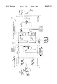 patent us4392087 within dimmable ballast wiring diagram ochikara biz