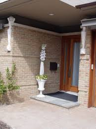 landscaping the front door dirt simple