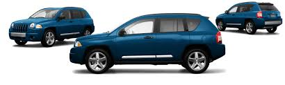 jeep suv blue 2009 jeep compass 4x4 sport 4dr suv research groovecar