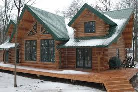 Log Cabin Designs Keplar Home 2204 Sq Ft