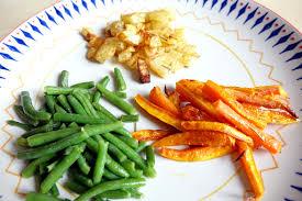 cuisiner des haricots verts surgel accompagnement de pommes de terre carottes et haricots verts au