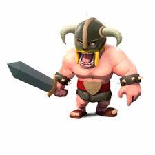 clash of clans fan art image barbarian lvl6 jpg clash of clans wiki fandom powered