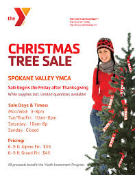 christmas tree sale christmas tree sale times 8 5 11 y