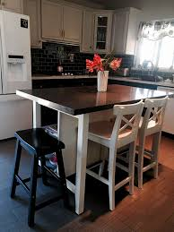 Ikea Kitchen Island Ideas Kitchen Room Glamorius Ikea Kitchen Island Hack And Flower White