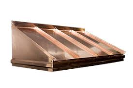 Copper Awnings For Homes Copper Awnings Copper Door And Roof Awnings
