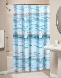 Bathroom Decor Beach Theme by Curtains Seashore Themed Shower Curtains Diy Beach Bathroom