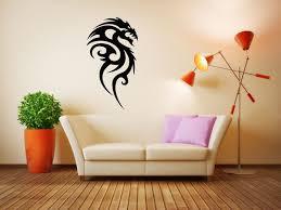 wall decals stickers home decor home furniture diy wall vinyl sticker room decals mural design art tattoo dragon bo113