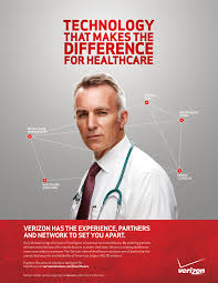 Verizon Coverage Maps Verizon Vertical Advertising On Behance