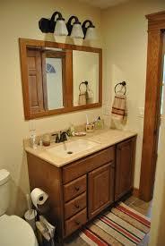 Mirror Bathroom Cabinet With Lights Bathroom Attractive Allen Roth Vanity For Stylish Bathroom Design
