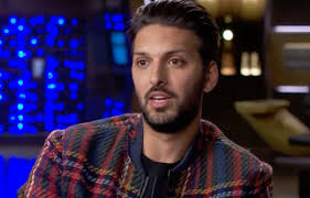 watch shazad latif talks the game changing reveal in the latest