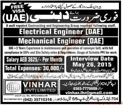 electrical engineering jobs in dubai for freshers electrical engineer resume electrical engineers and mechanical