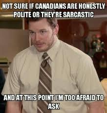 Canadian Meme - canada